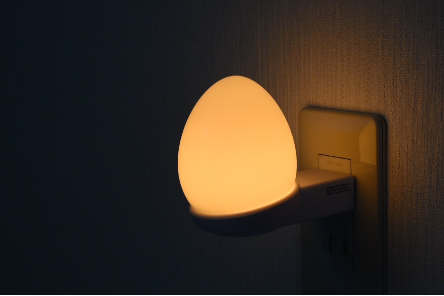 Egg-shaped LED Lighting Eggie 2 0