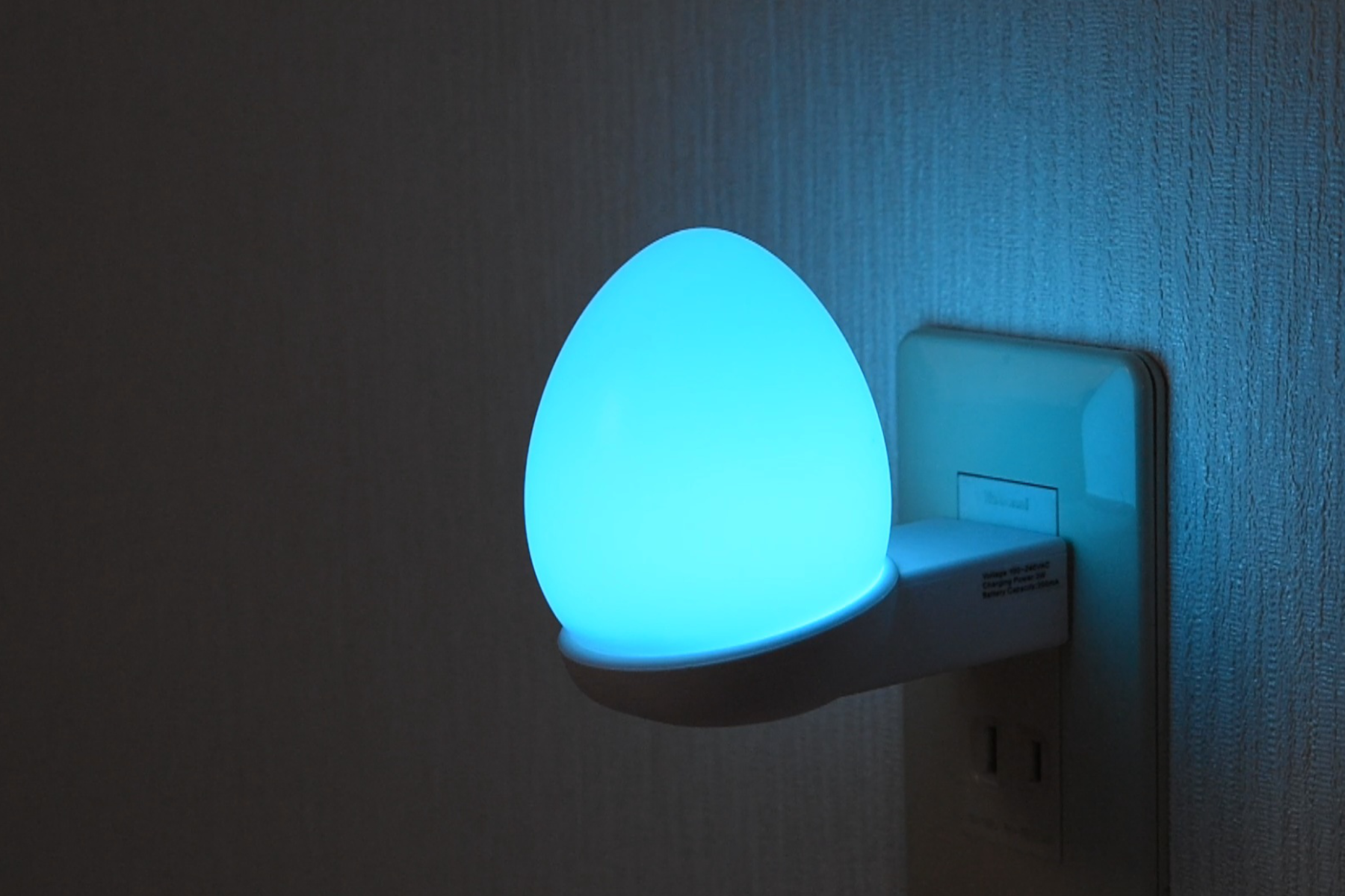 Egg-shaped LED lighting Eggie 2 1